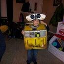 12 Hour Wall-E Costume