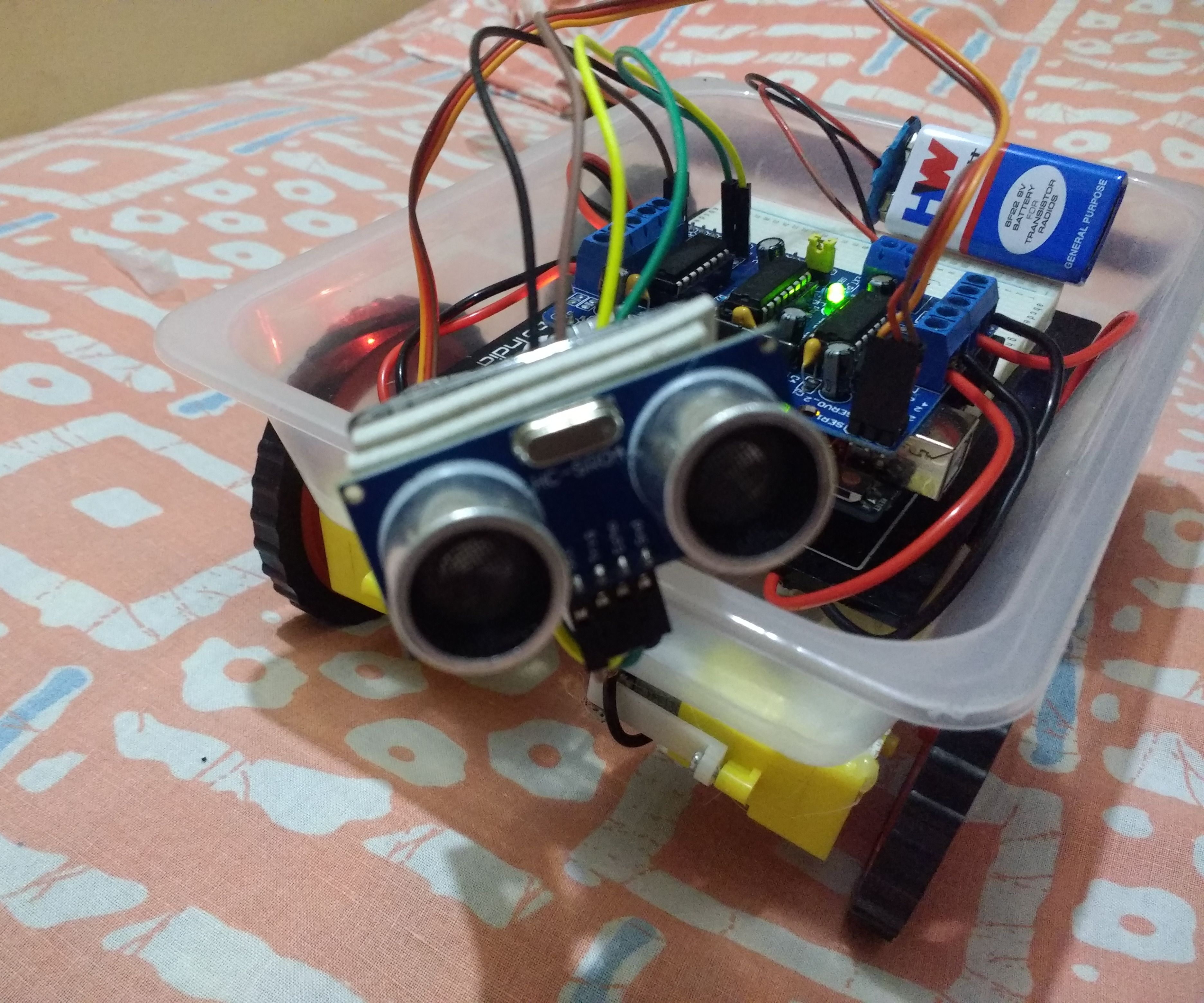 Arduino Self-Driving Car: 10 Steps (with Pictures)