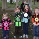 Wild Kratts Creature Power Suits and changable Disks!!!