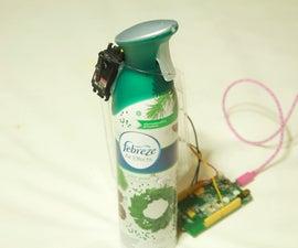 LinkIt One Auto Air Freshner