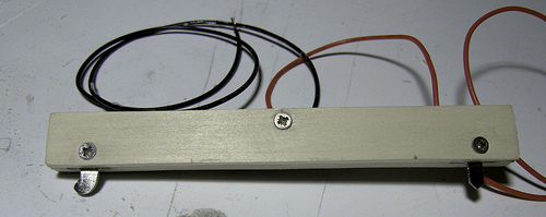 Picture of Create the Clip Mounting Bracket