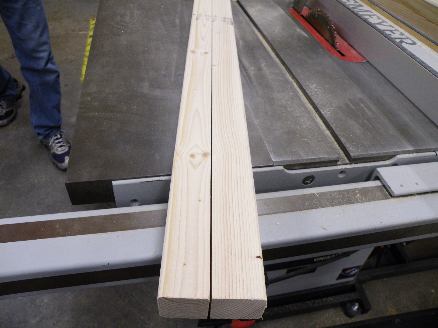 Picture of Table Saw