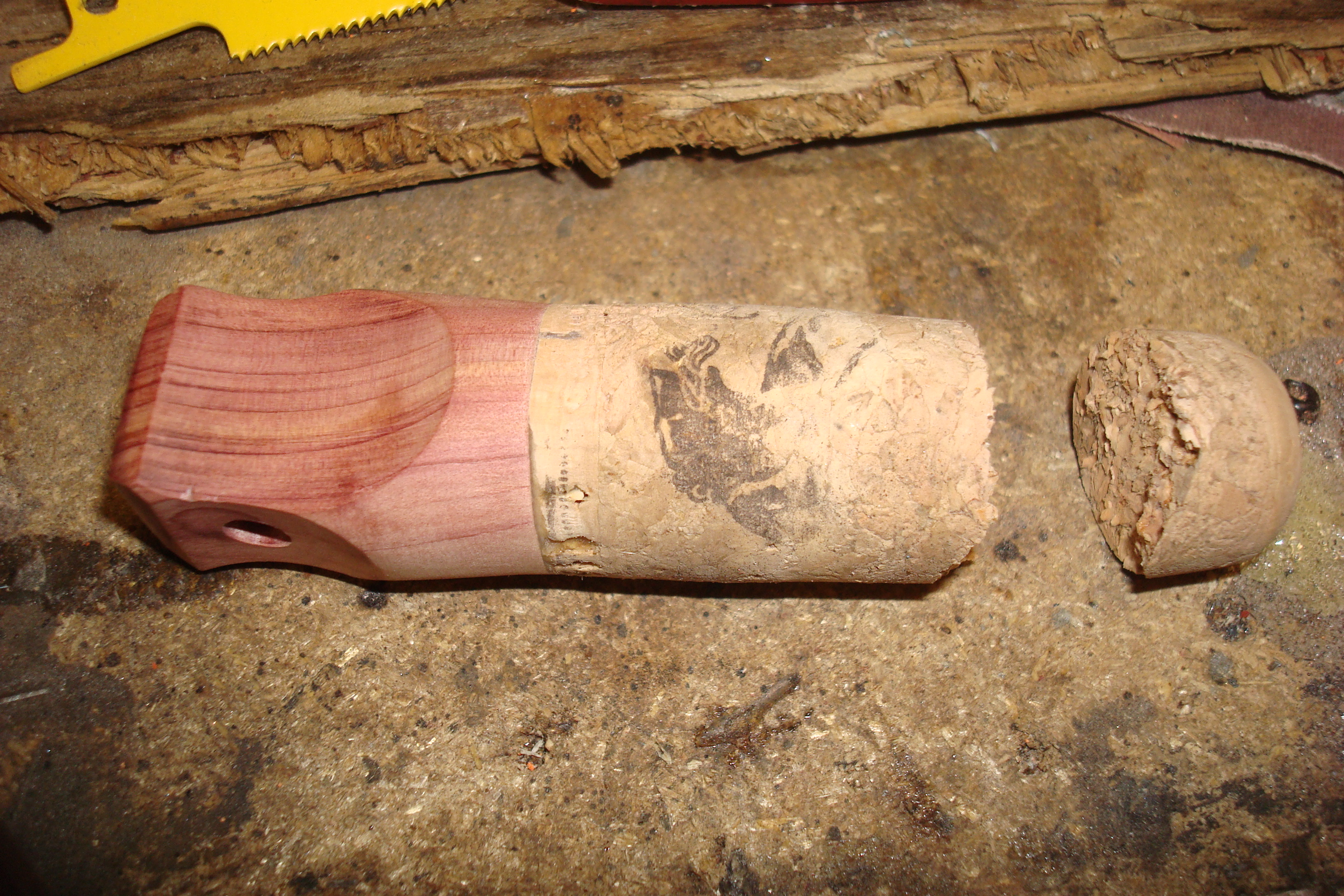 Picture of Shaping the Stopper