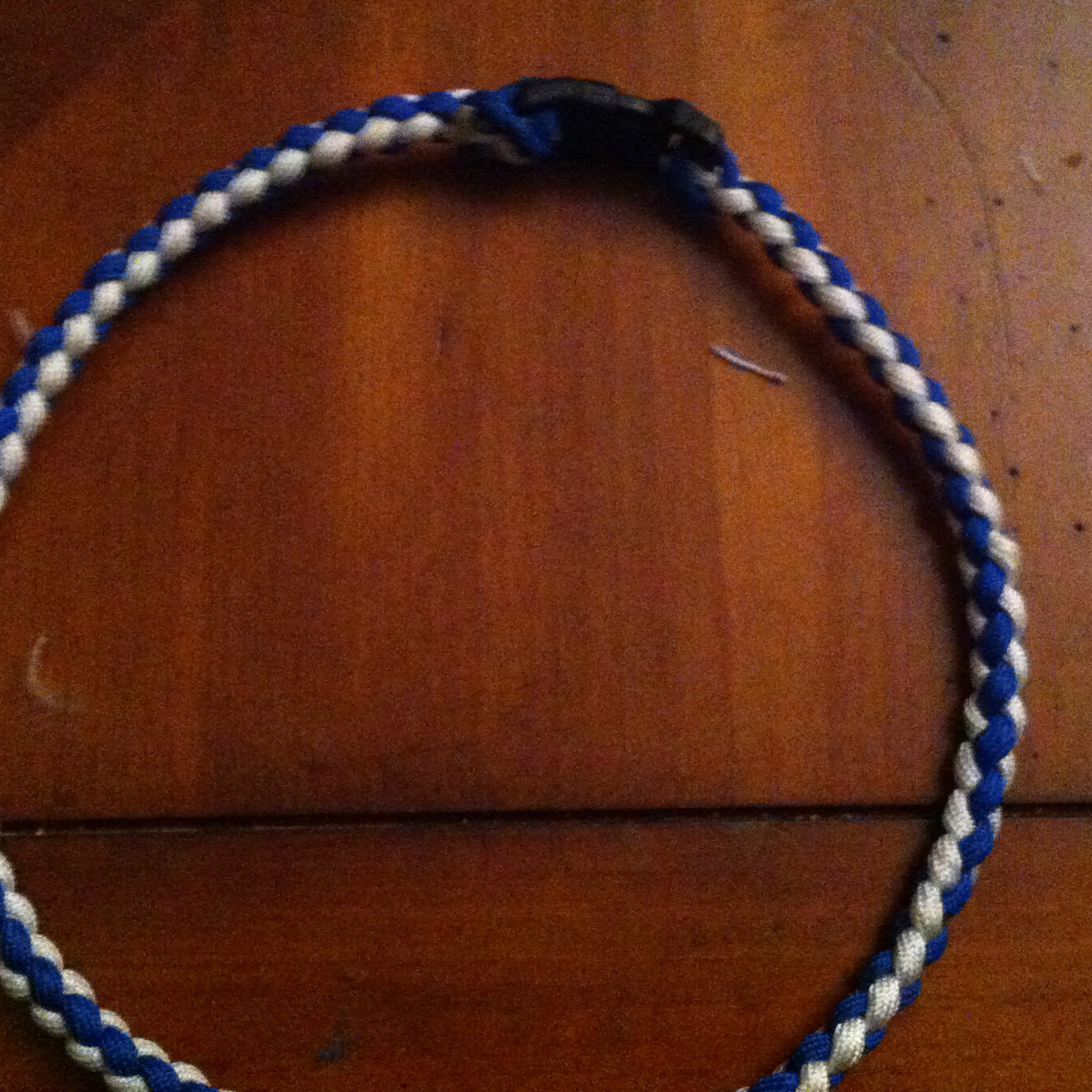 Picture of Paracord 4-strand Round Braid