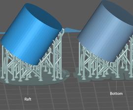 Best Support Settings for Resin(SLA/DLP/LCD) 3D Printing