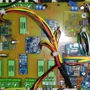 Solar Monitoring System Board