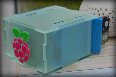 NAS-pi:Ultimate Box for Your PLEX, DLNA and NAS Pleasures