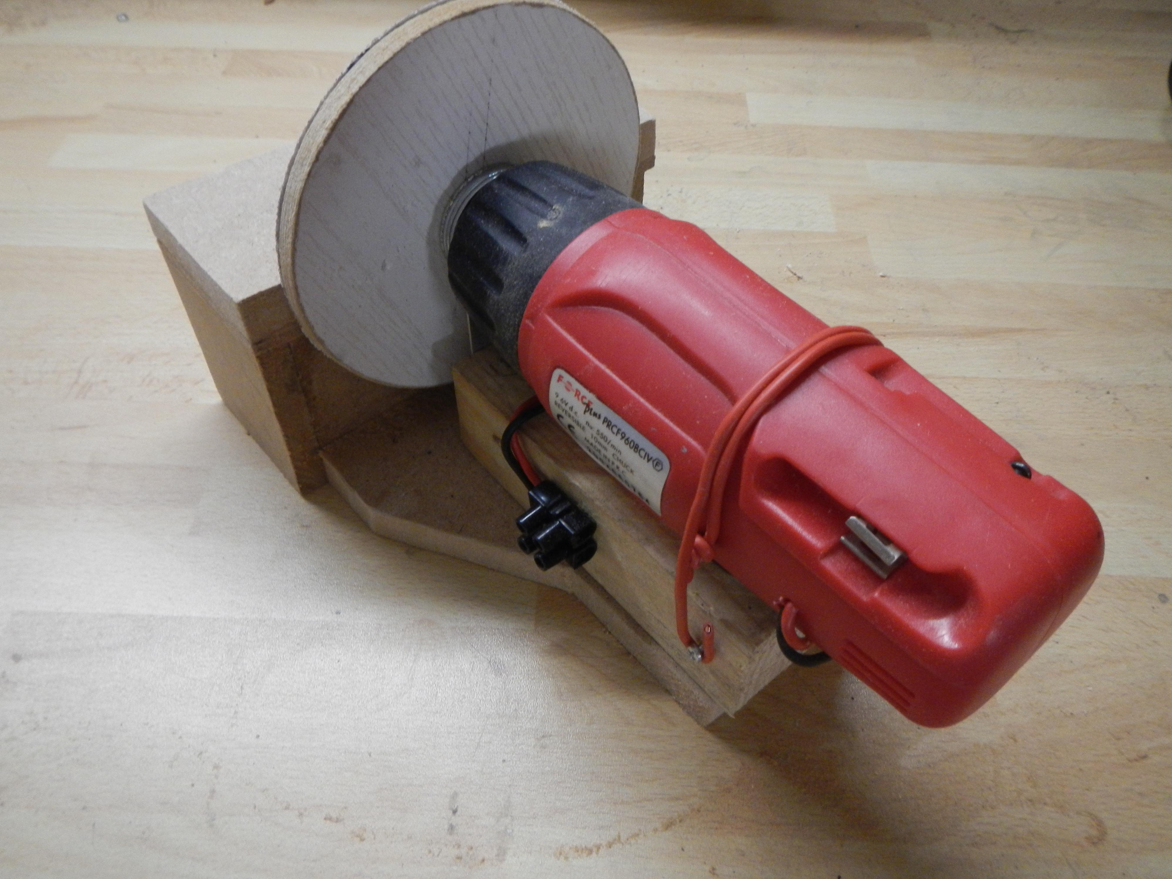 Picture of 3$ Disk Sander