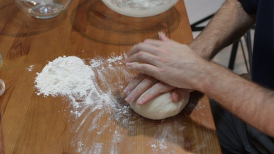 Flour and Kneading