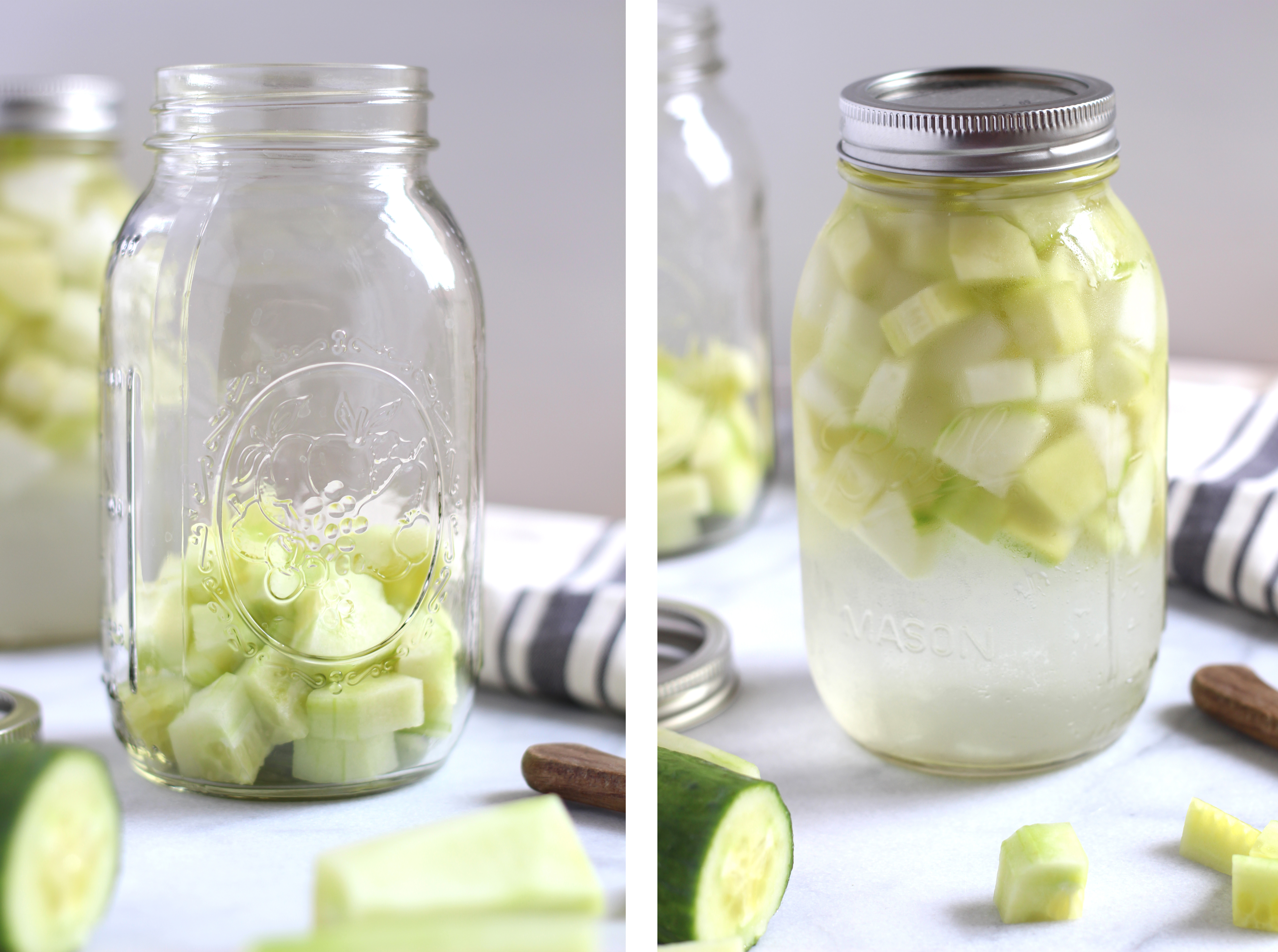 Picture of Cucumber Infused Vodka