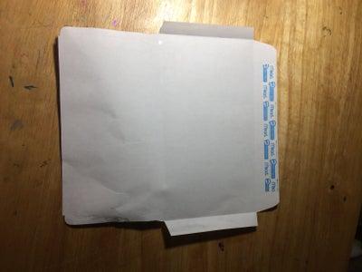 Take Apart Your Envelope.