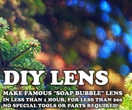 """Get Famous """"bubble Bokeh"""" Lens for Under $60"""