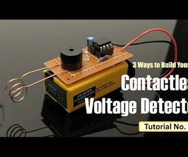 Contactless Voltage Detector
