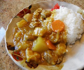 How to make Japanese Curry - the easy way!