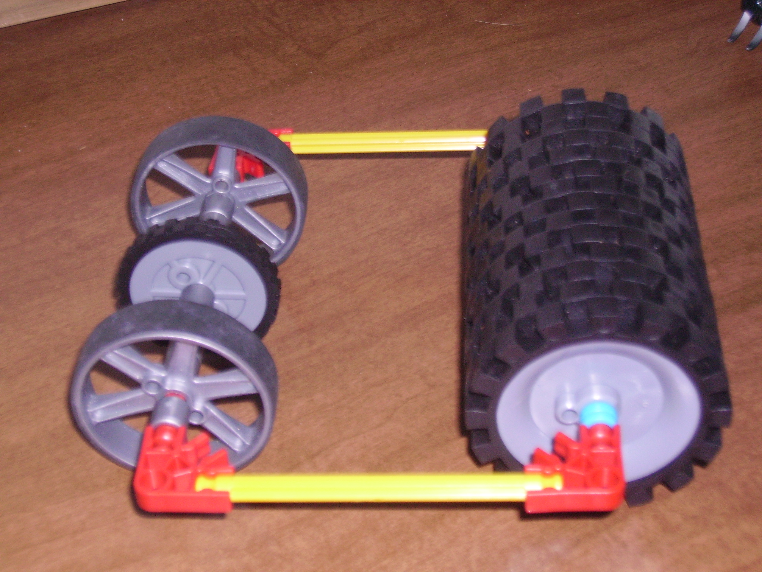 Picture of KNEX CAR