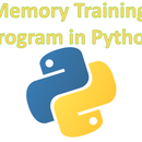 Memory Trainer in Python