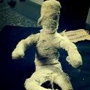 Halloween Decoration - Mummy - Project Geek #6