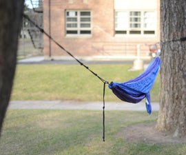 How to Properly and Safely Set Up a Hammock