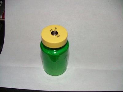 LED Bottle Beacon