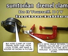 sumtonian universal  dremel table clamp