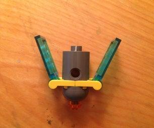 How to  Make a Lego Satlite