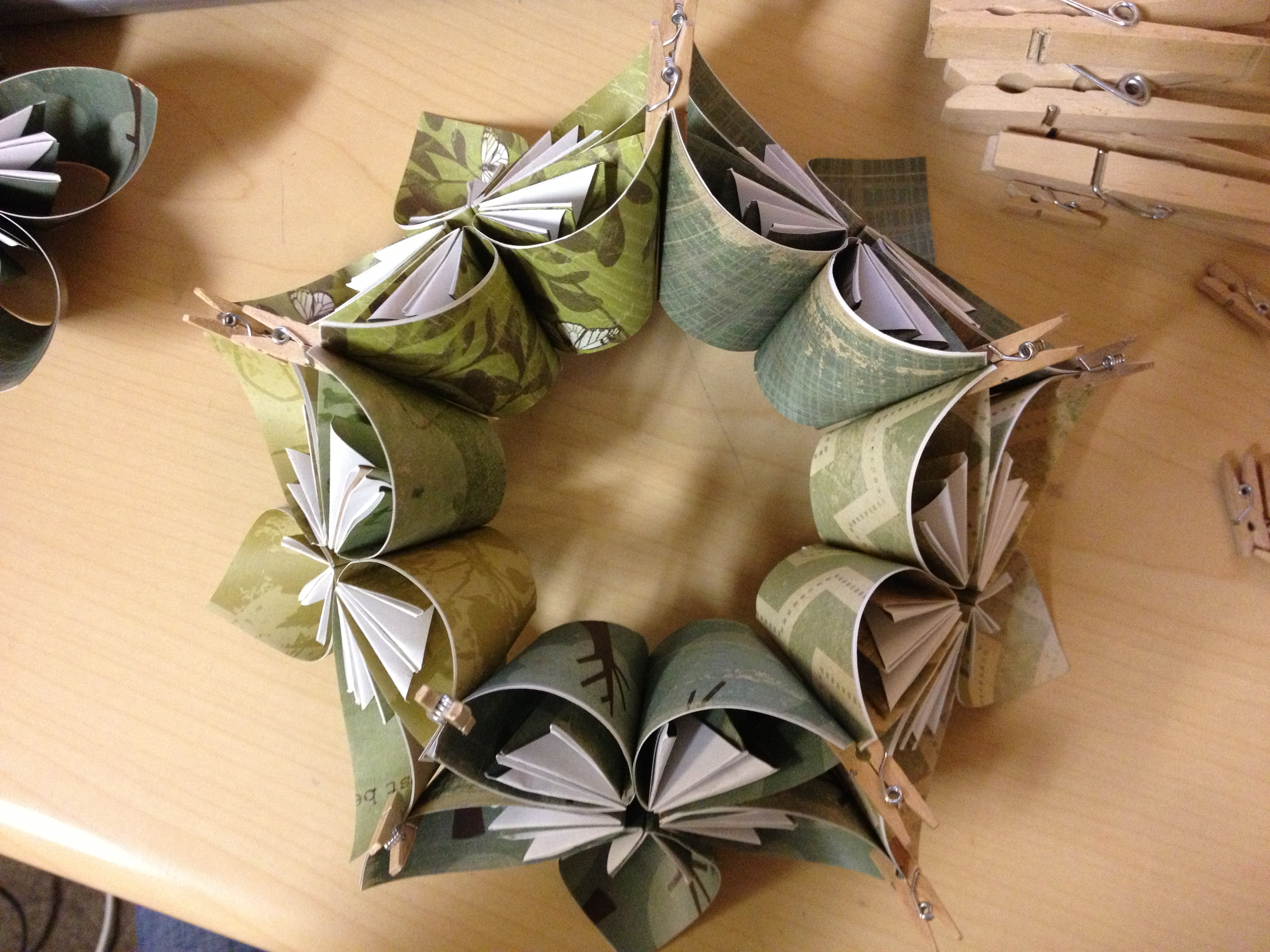 Picture of Make the Kusudama Ball