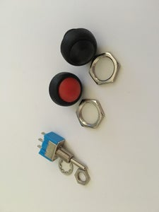 Fit the Buttons, Rotaries and Toggles