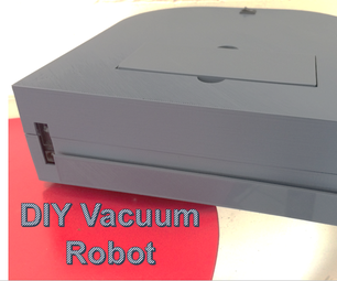 DIY Vacuum Robot