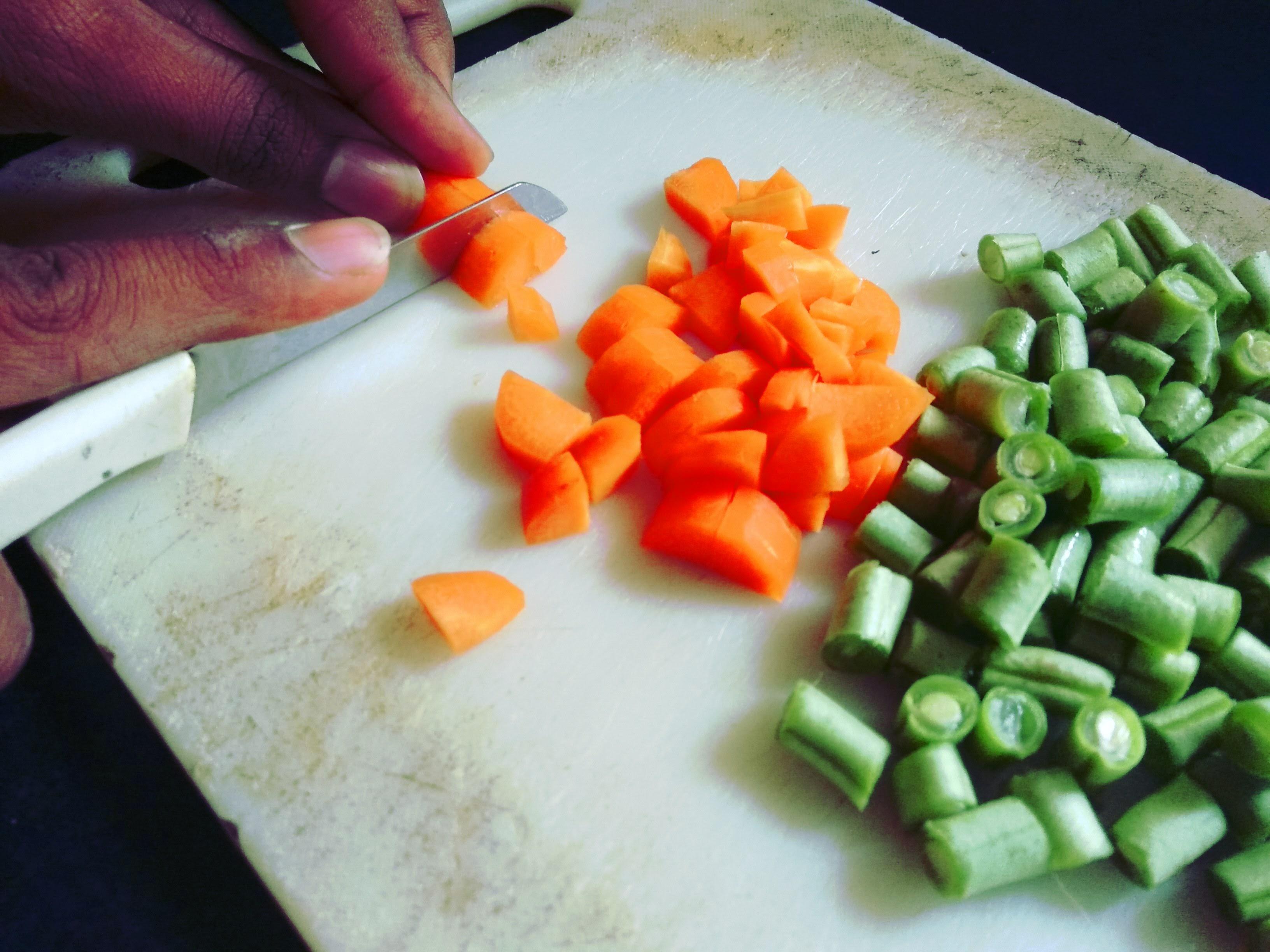 Picture of Prepare Veggies