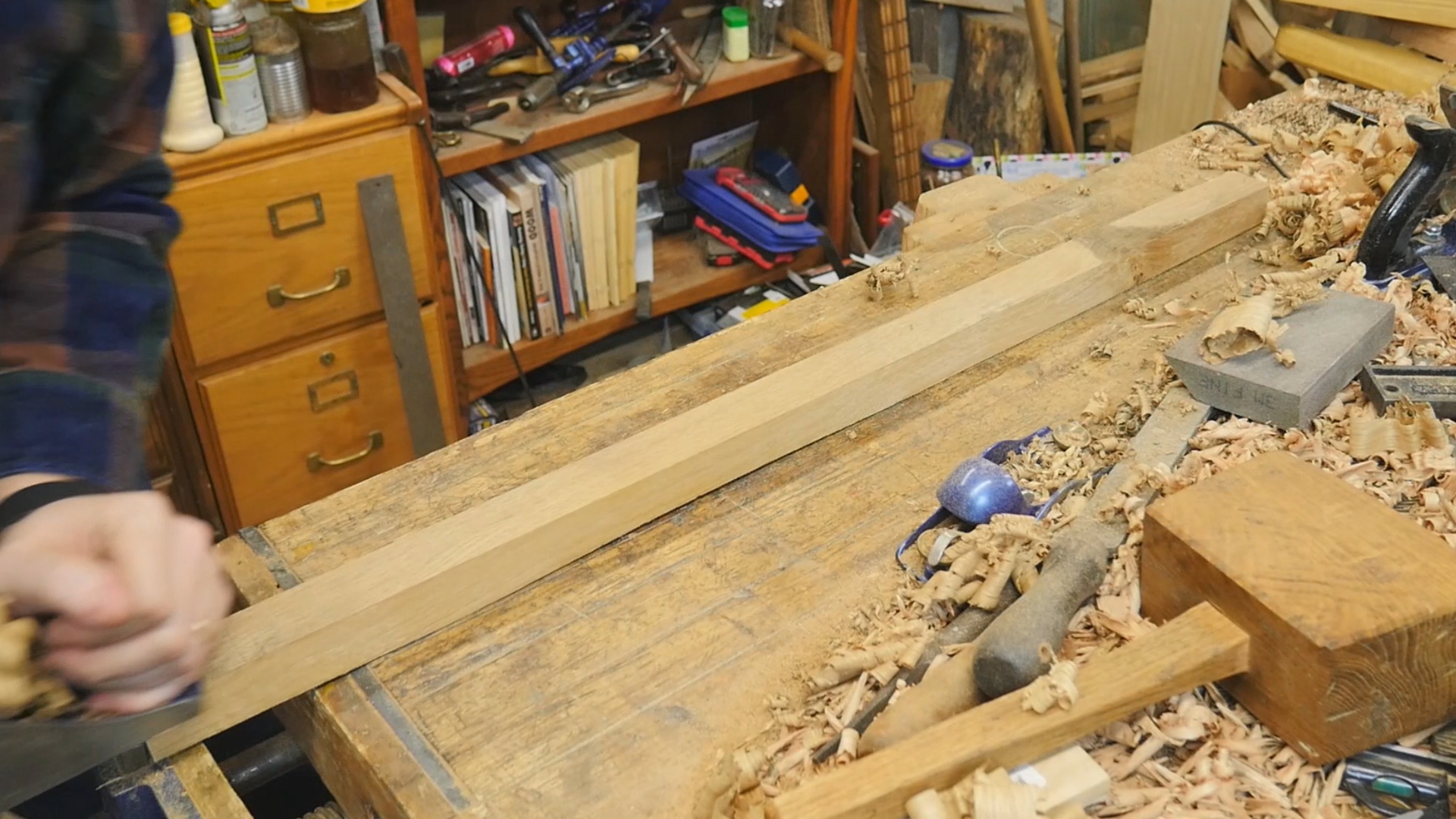 Picture of Shape the Two Stretchers
