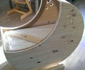 Baby Moon Crib