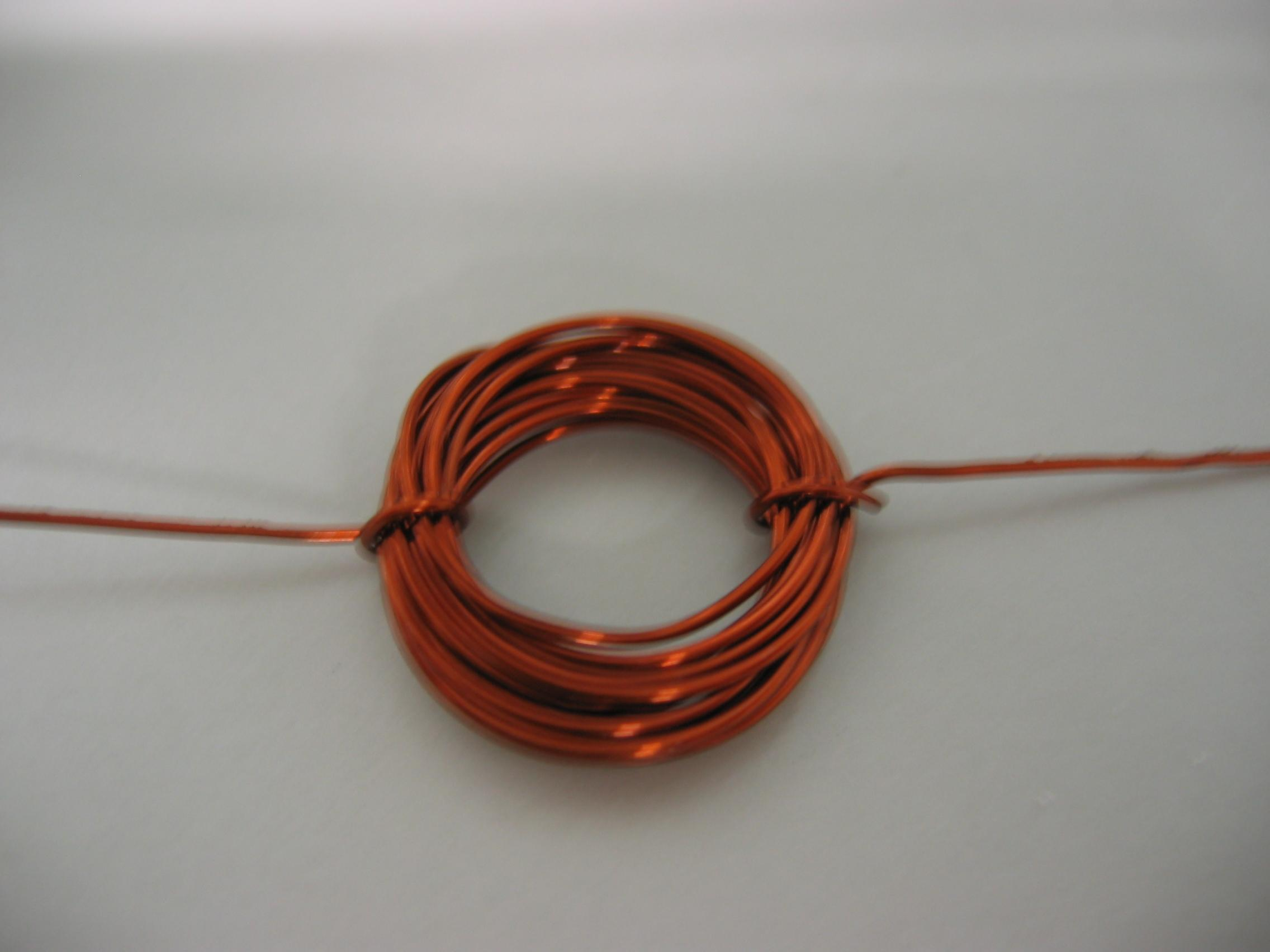 Picture of Making the Coil