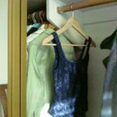 Quick, Nearly Invisible, Almost Too Simple Fix for a Slippery Hanger