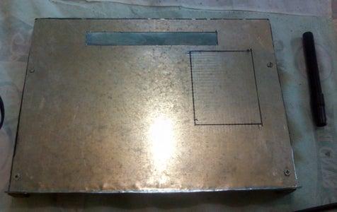 Install Sheet Metal