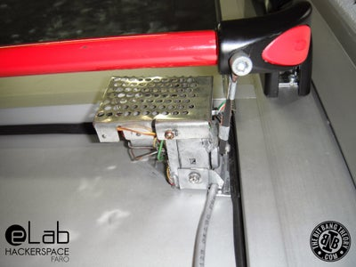 Door Opening Mechanism