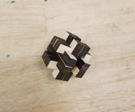 Wooden Puzzle #2 (Alternative Style)