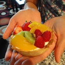 Creamcheese Fruit Tart