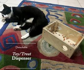 Detachable Toy/Treat Dispenser