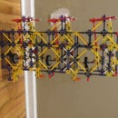 Binary Counter - a K'nex Ball Machine Path Separator