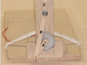 Picture of Lower Mechanism