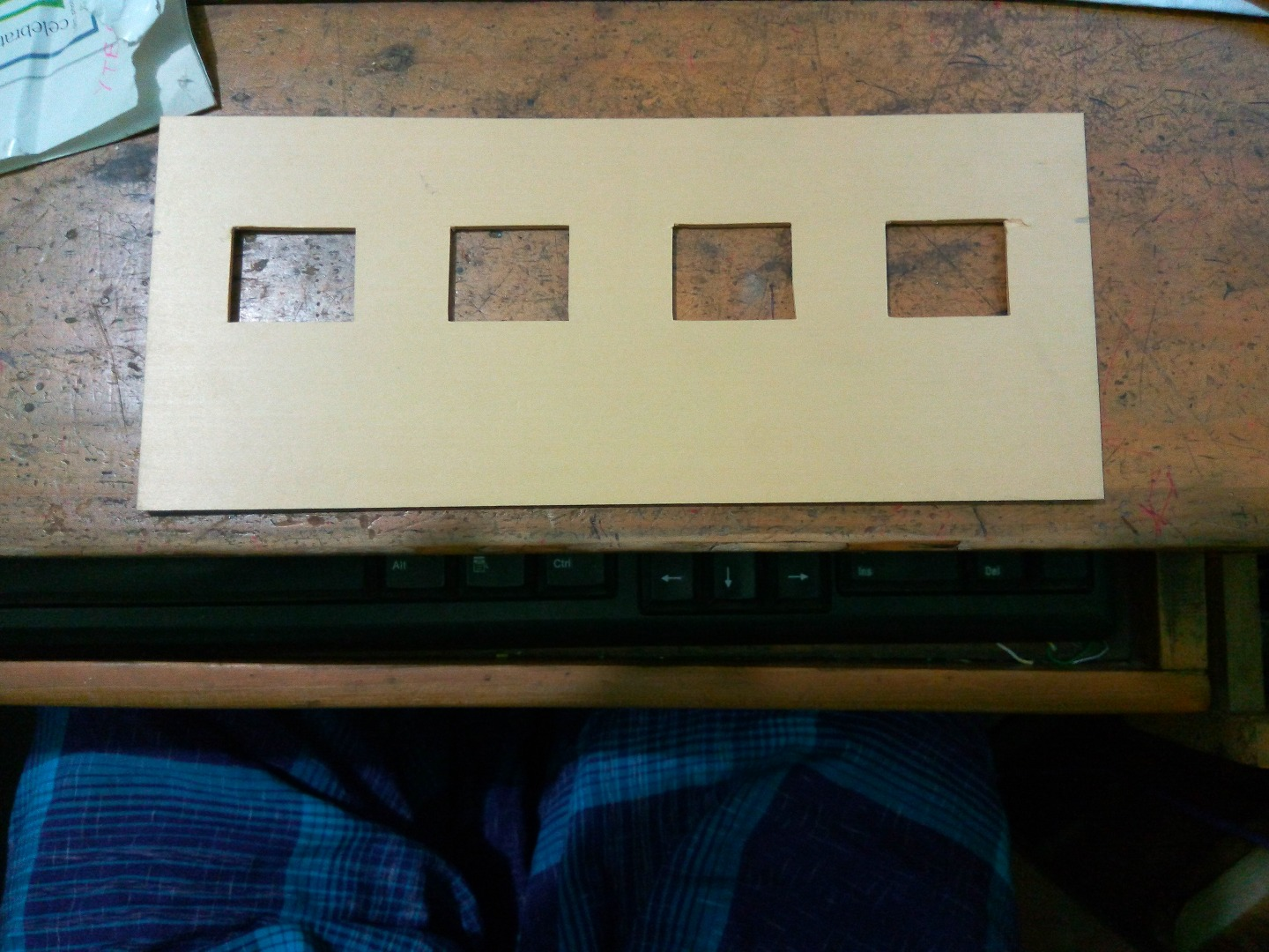 Picture of Make the Box (Upper Part)