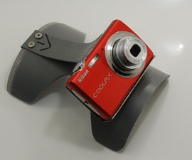 Rear pocket camera mount