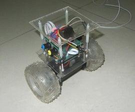 2 Wheel Self Balancing Robot From Broken Toy Car