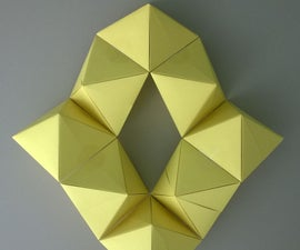 Mysteries of the (Di)Pyramids - Fun With A4 Paper