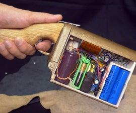 Portable Coil Gun
