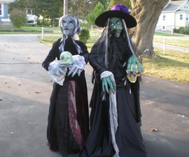 Witches on a budget