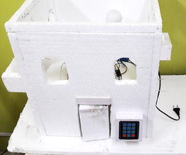 Remotely Controlled Safe House