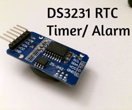 Quick Setup Guide for DS3231 Alarm/Timer Function