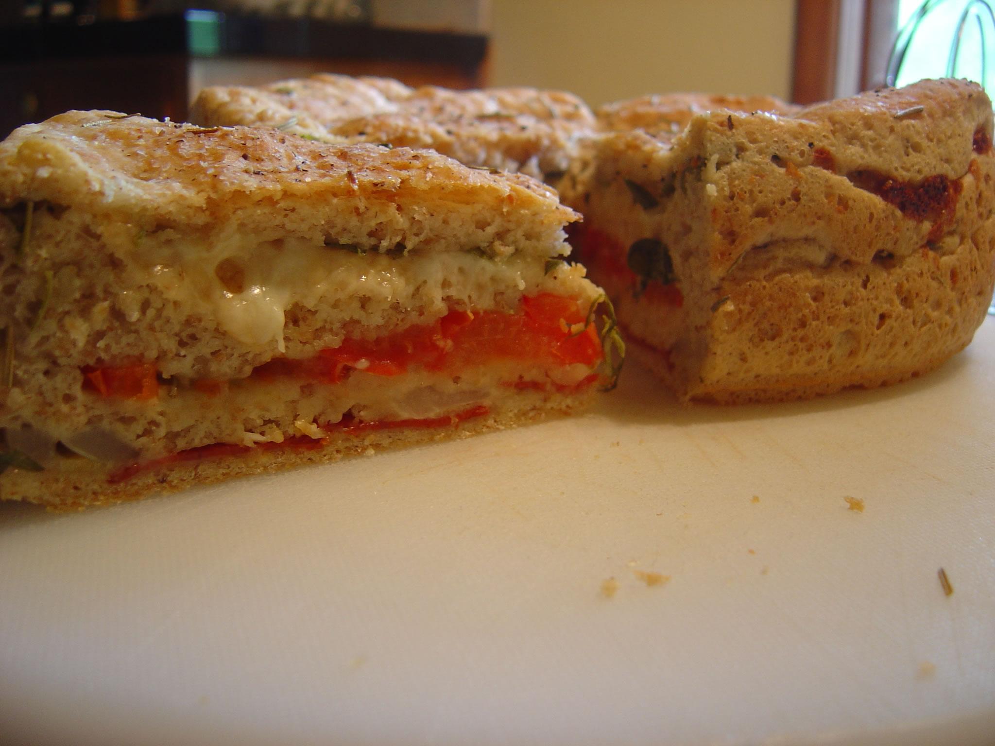 Picture of Seven Layer Seven Grain Bread