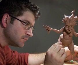 """Interview: Paul Alix, """"Predators"""" 3D Model Maker"""